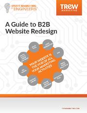 Smart Marketing for Engineers: Website Redesign