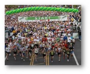 PR Marathon for technical marketing - TREW Marketing