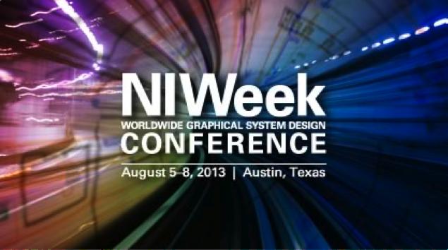 NIWeek 2013