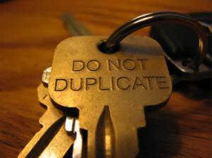 de-deplication