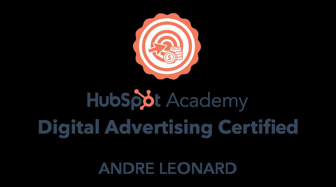 Andre - Digital Advertising Simple