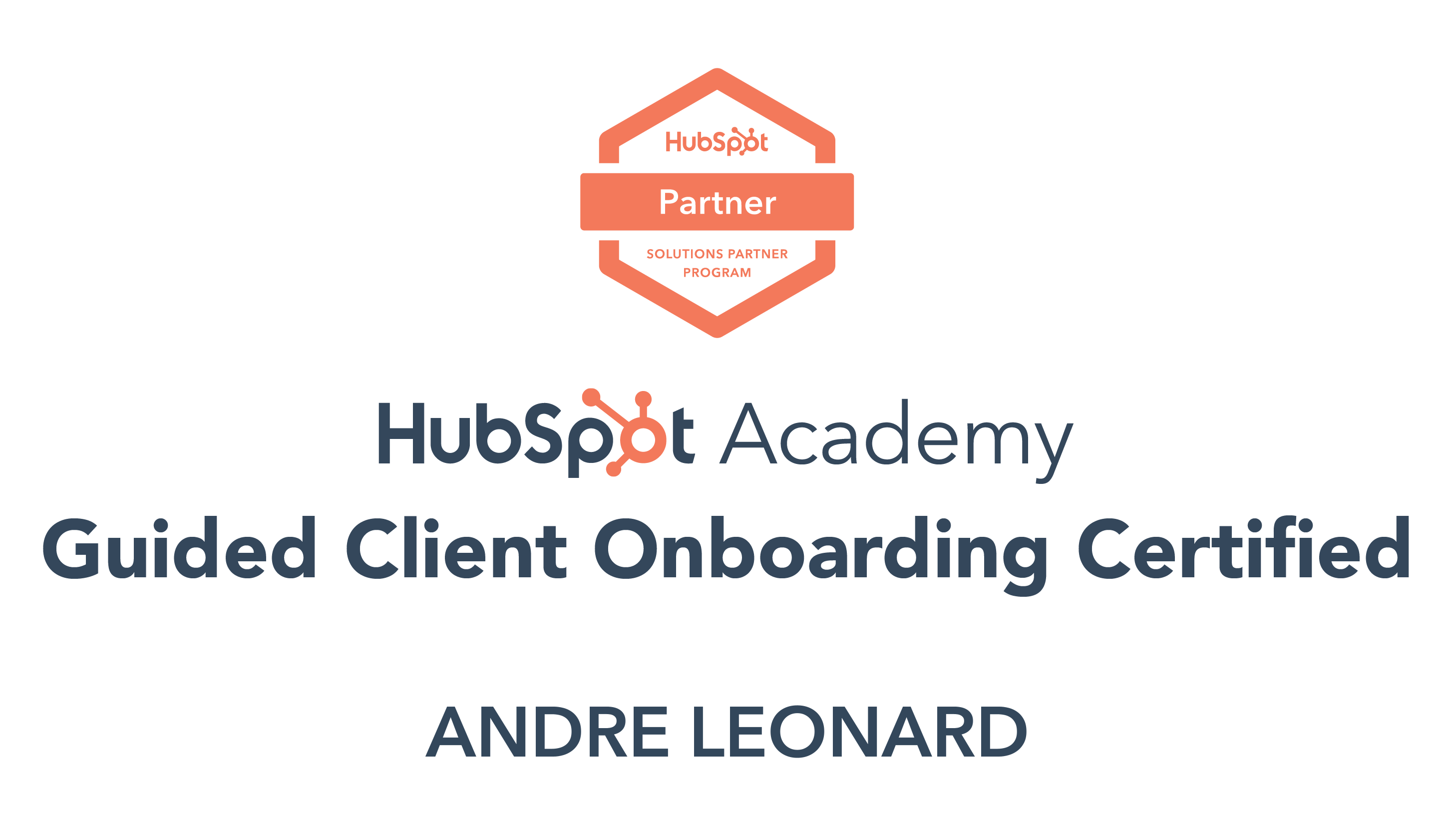 Andre - Guided Client Onboarding
