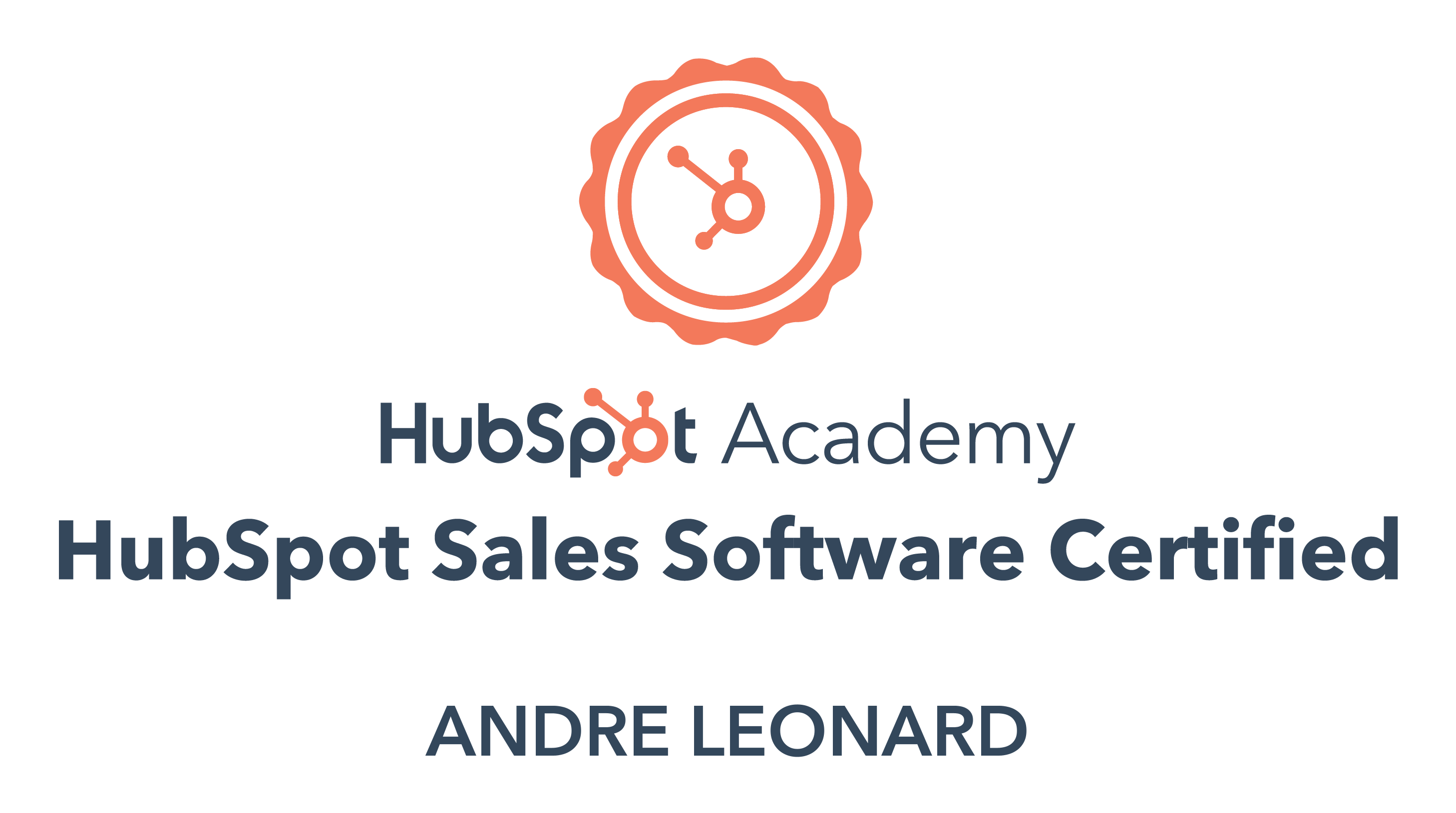 Andre - Sales Software