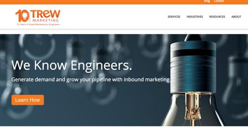 trew homepage