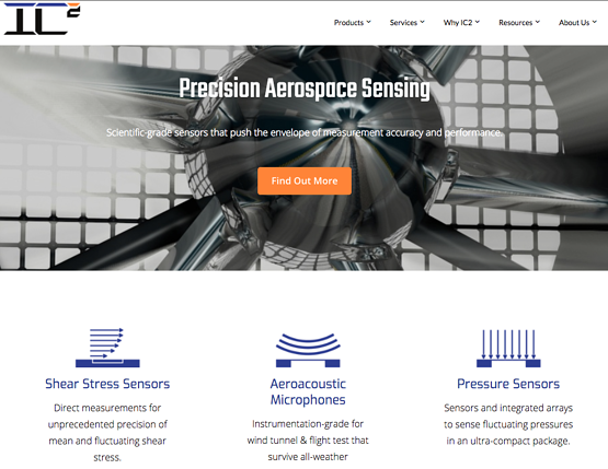 IC2 homepage
