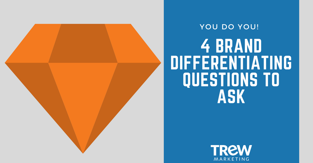 4 Differentiating Questions to Ask to Define Your Brand