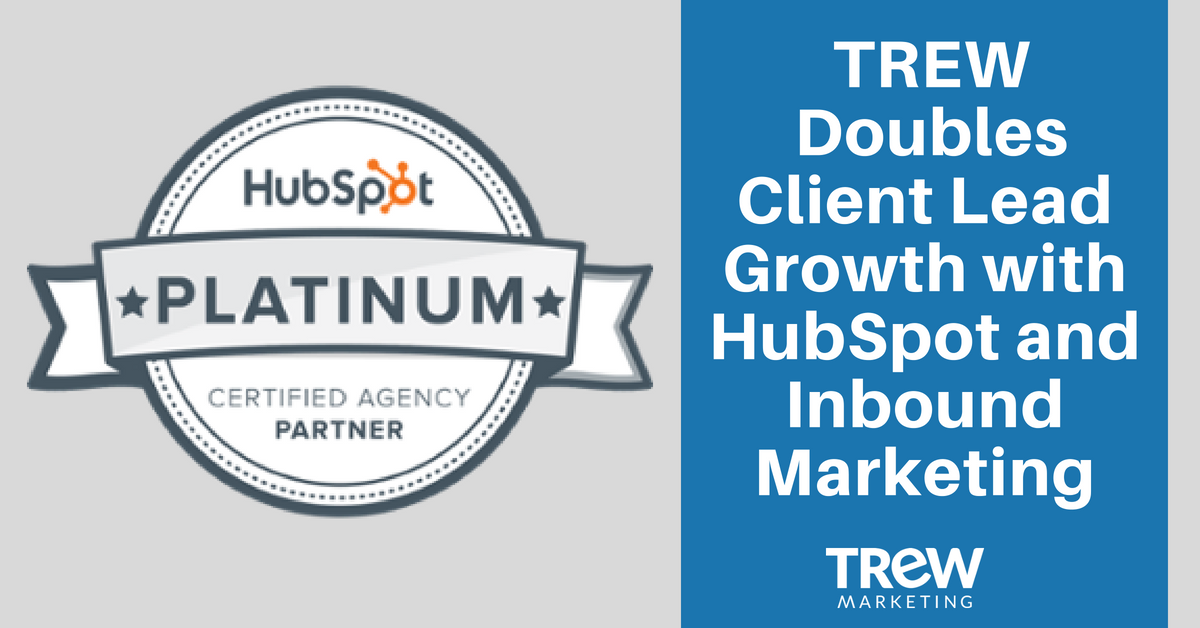 Double Growth with Inbound Marketing and HubSpot