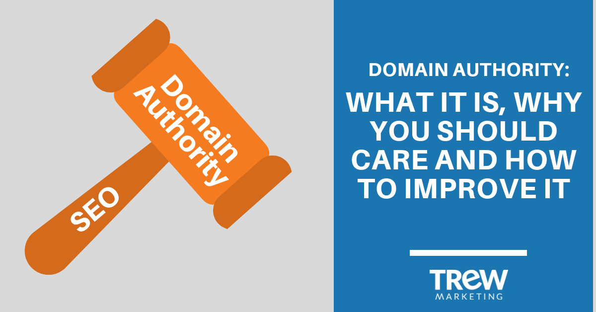Domain Authority Blog Post