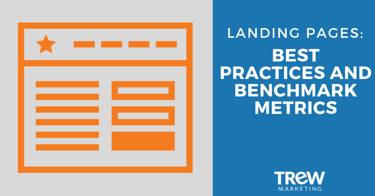 Landing page best practices blog post