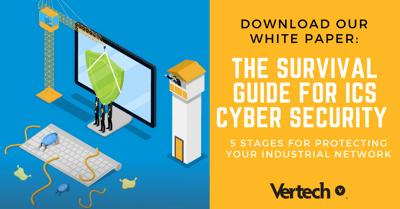 Vertech ICS Cyber Security Guide CTA