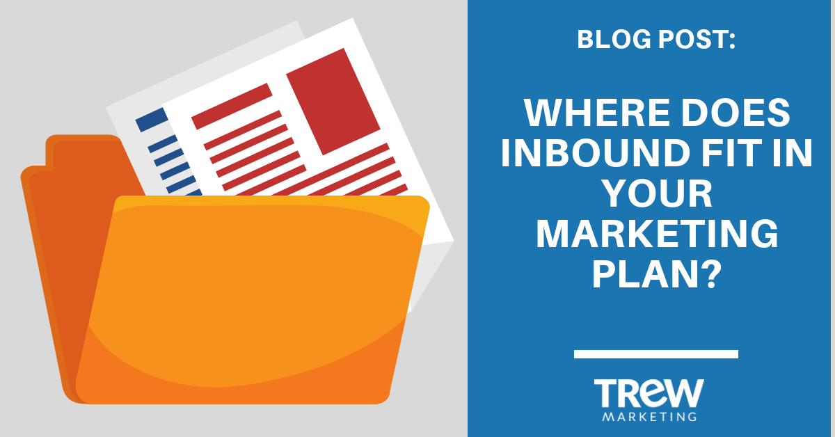 Where does inbound fit in your marketing planning?