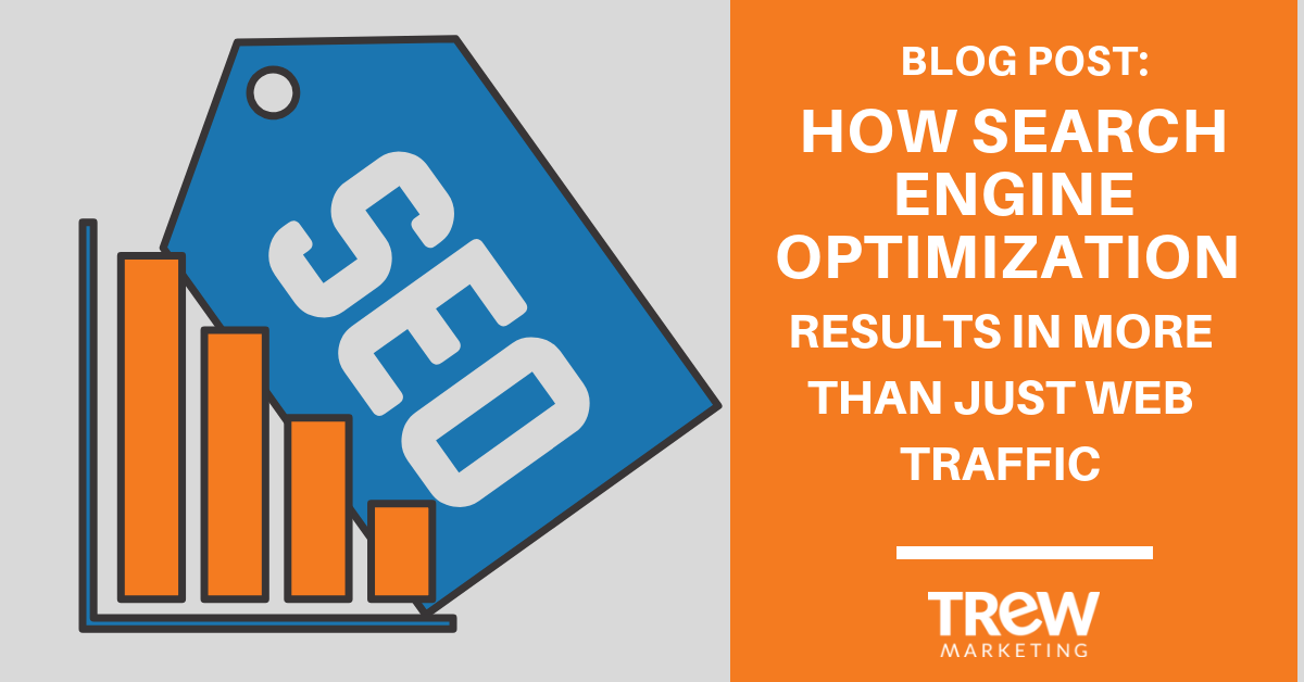 how SEO results in more than just web traffic