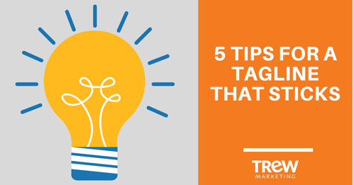 tips for a tagline that sticks