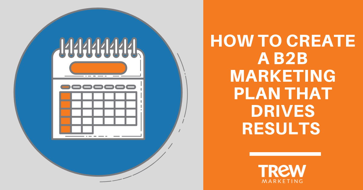 how to create a B2B marketing plan that drives results