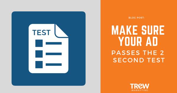 make sure ad passes test