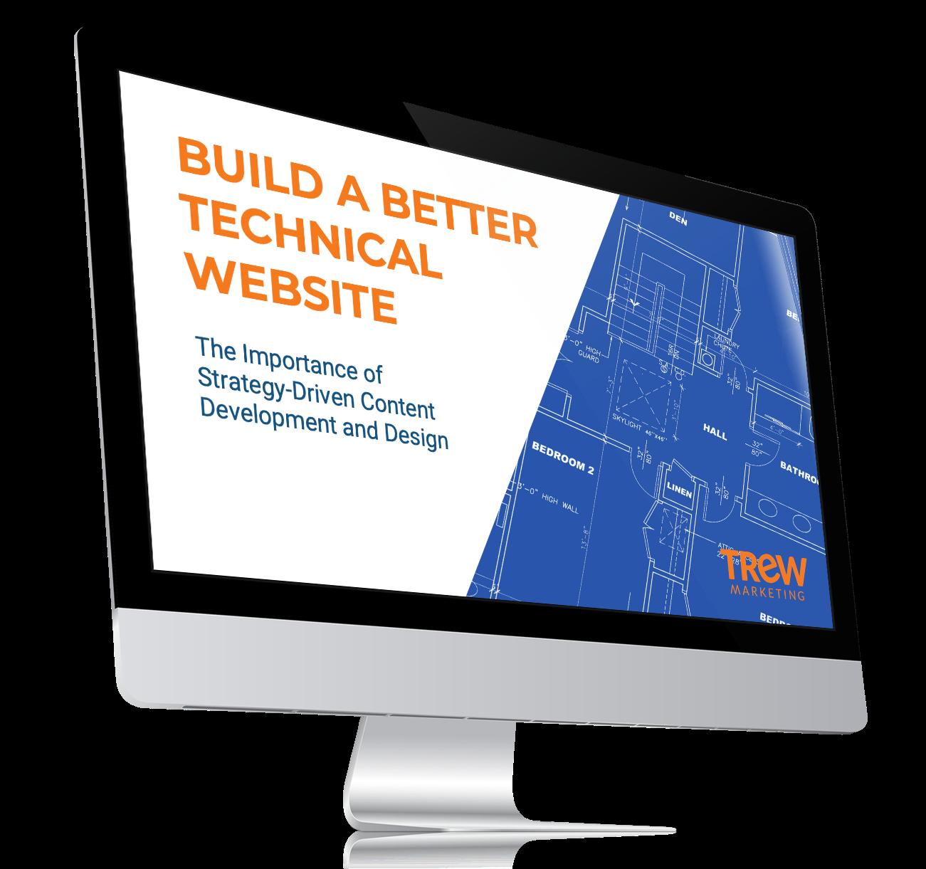 Build a Better Website - imac-1