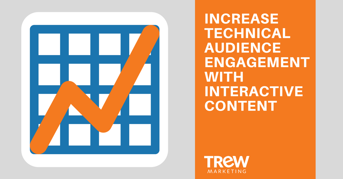 increase engagement with interactive content