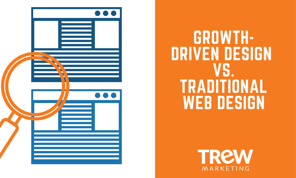 GROWTH-DRIVEN DESIGN  VS. TRADITIONAL WEB DESIGN