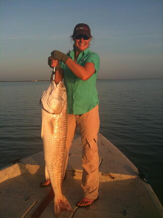 WC Record Redfish