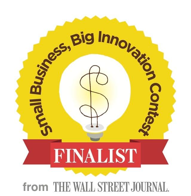 WSJ Award Digital Badge