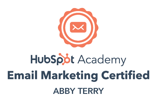 Email Marketing Abby Terry