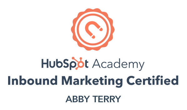 Inbound Marketing Abby Terry