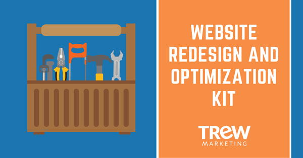 Website Redesign and Optimization
