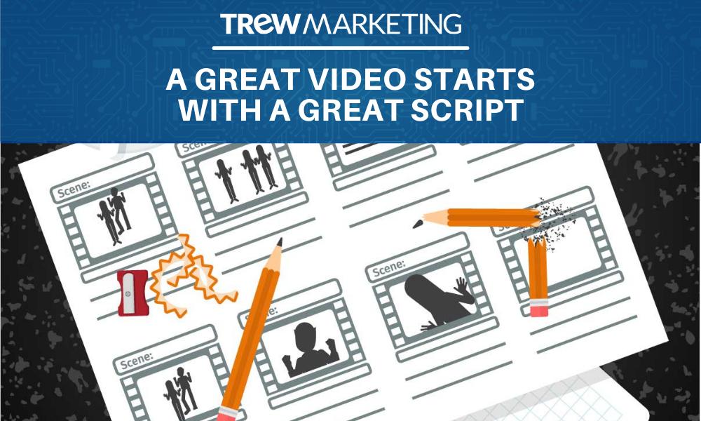Video script blog