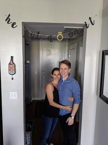 Erin Gleeson Engagement