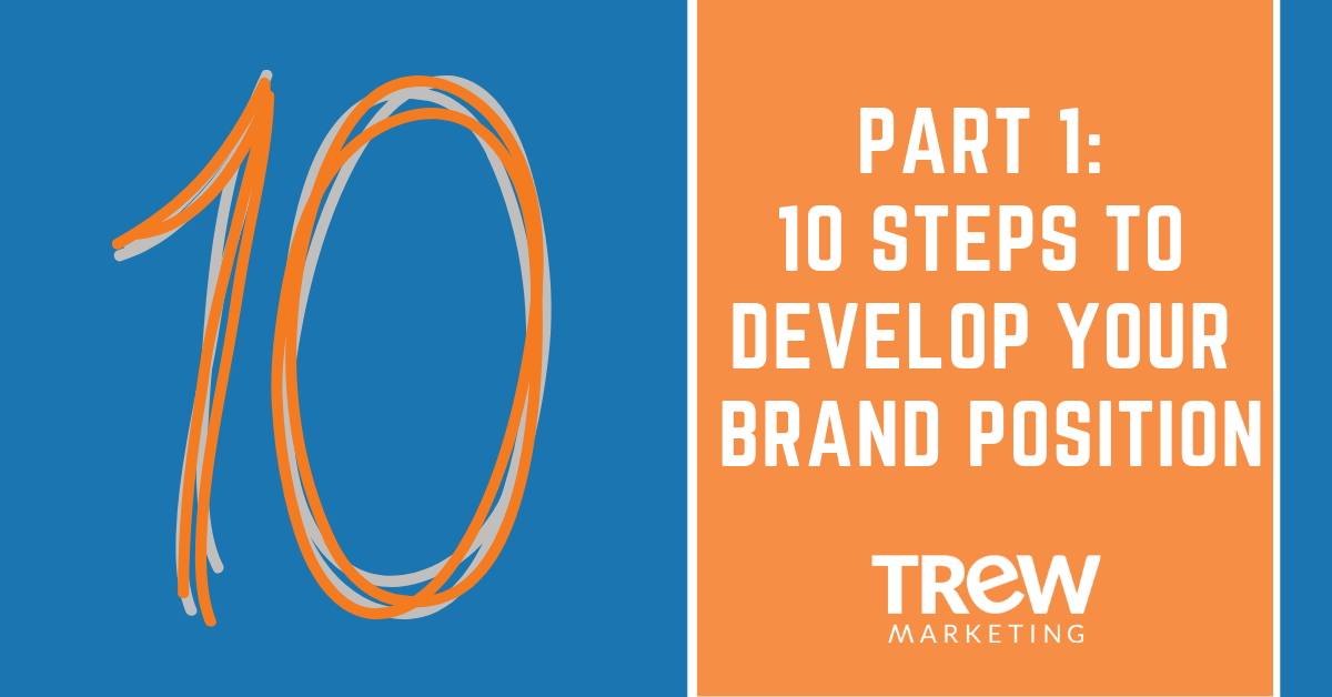 Part 1_ 10 Steps to Develop Your Brand Position