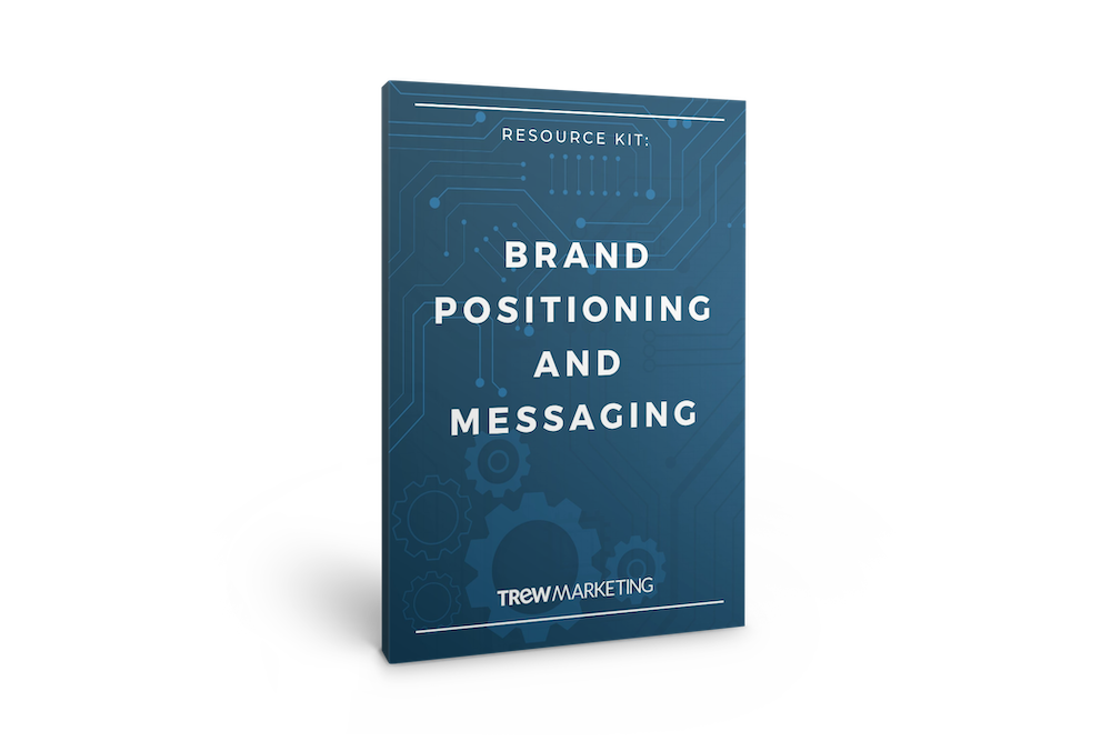 Kit cover - Brand Positioning and Messaging