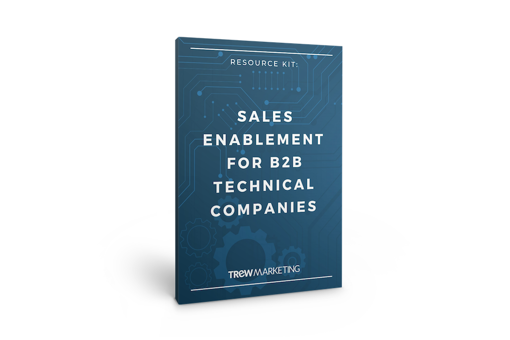 Kit cover - Sales Enablement for B2B Technical Companies
