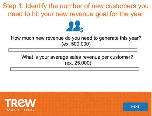 lead to revenue calculator