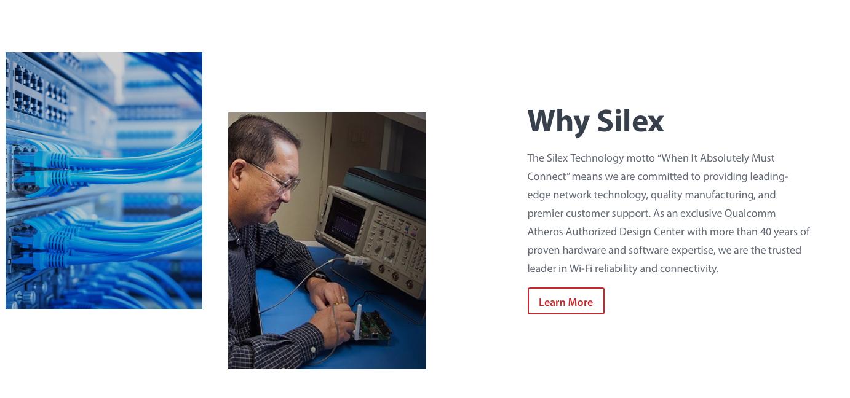 why silex